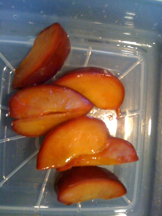 Pretty Plums Sous Vide