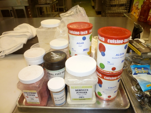 New Cookery Additives