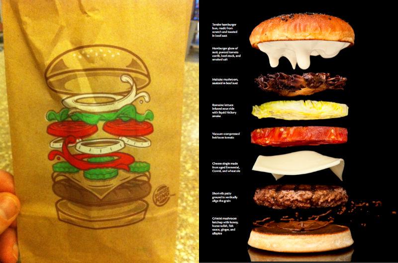 Modernist Cuisine's ultimate cheeseburger, or is Modernist Cuisine ...