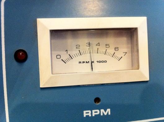 'Fuge RPM
