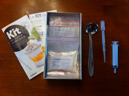 Molecular Gastronomy Starter Kit