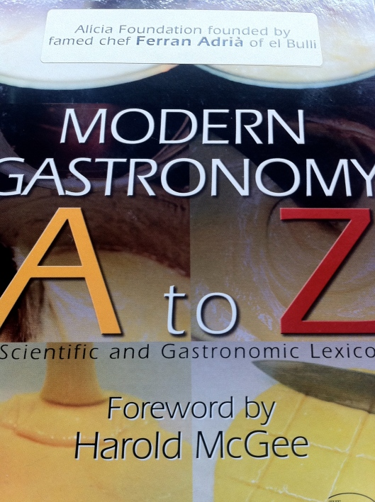 Modern Gastronomy A to Z