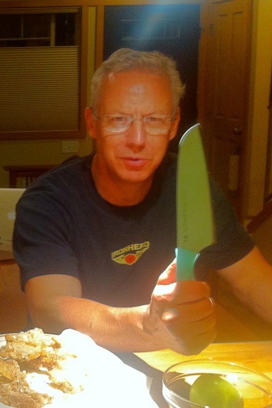 Bob Kramer Not With A Kramer Knife