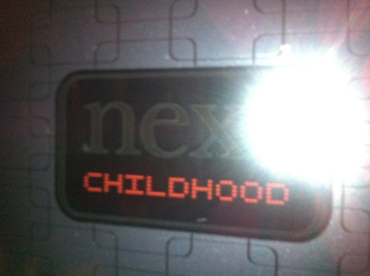 Next:Childhood