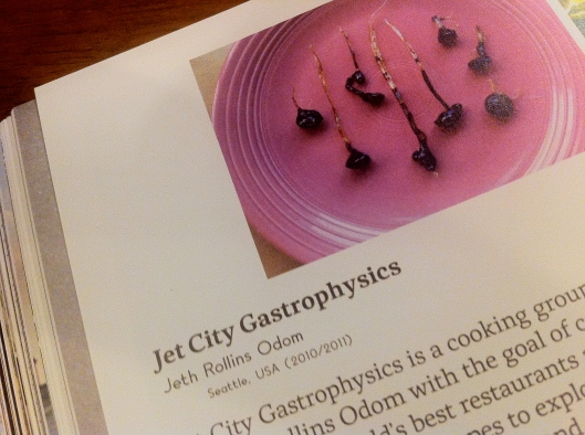 Jet City Gastrophysics, now in print