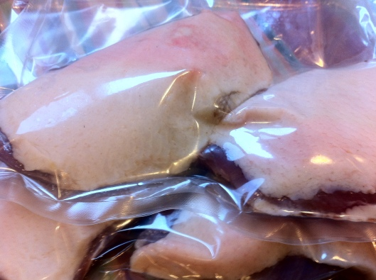 Vacuum Sealed Duck Breasts