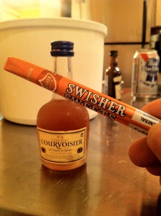 Couvosier And A Swisher Sweet Infusion