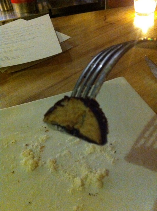 Tonka Bean Covered Foie? Yeah, OK!