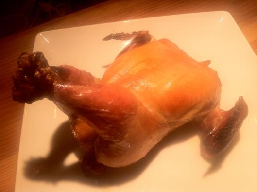 Combi Oven Roast Chicken