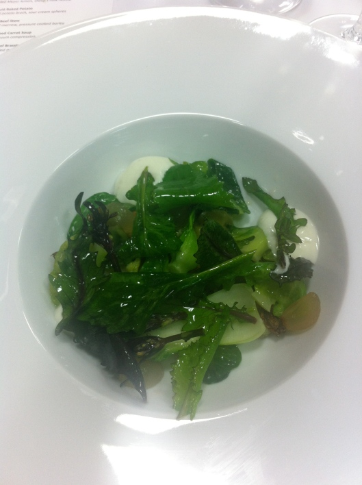 Cocotte Of Brassicas