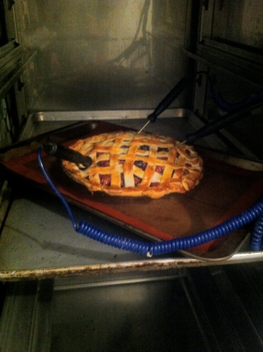 Pie In Chiller