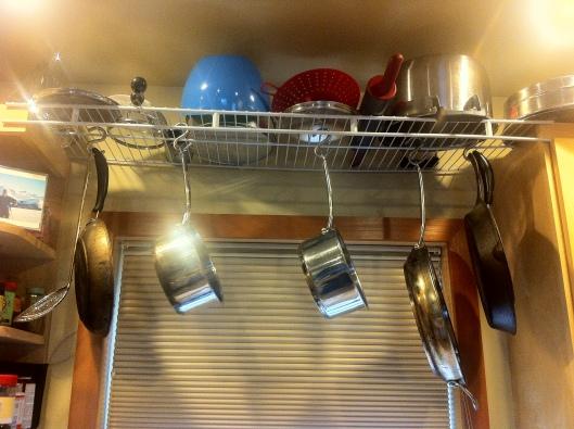 Hanging Pans