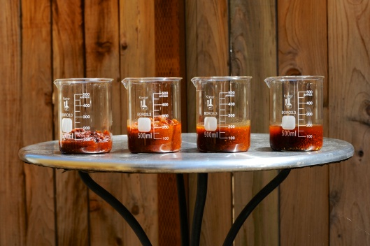 Four Styles Of BBQ Sauce