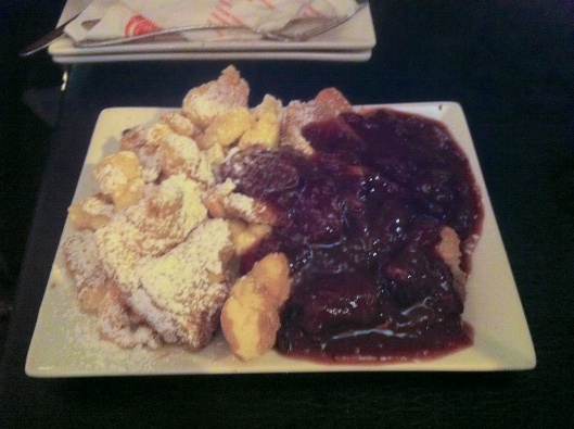Kaiserschmarrn in all its glory