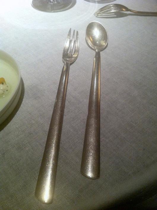 Long Silverware