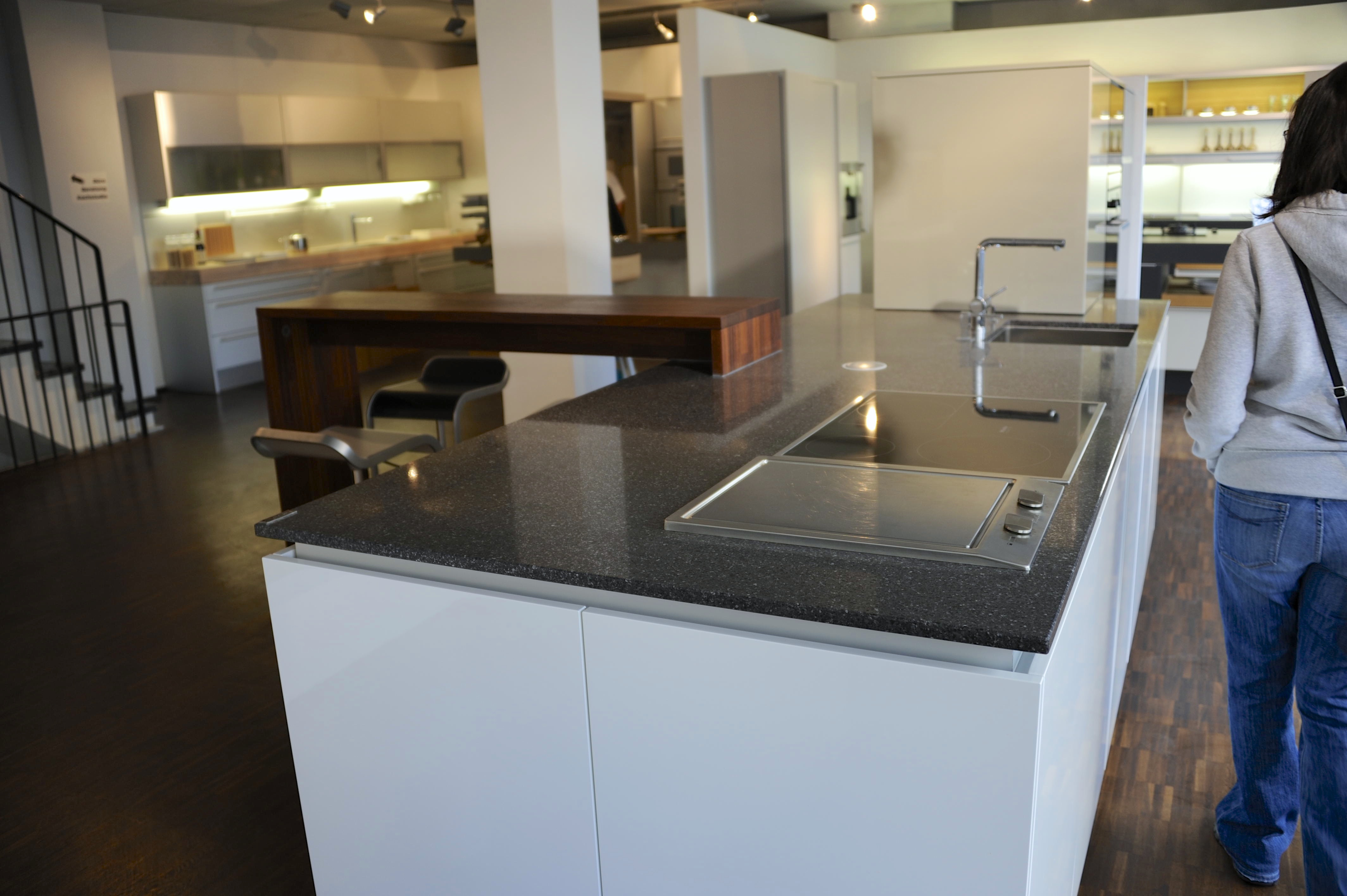 Modernist Kitchen Design Showrooms Jet City Gastrophysics
