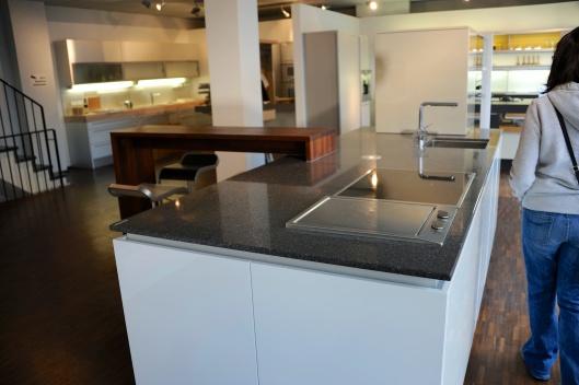 Modernist Kitchen Design Showrooms