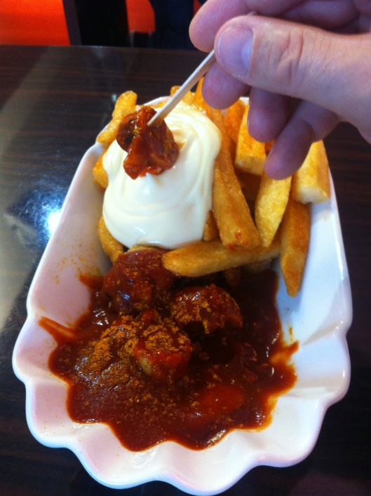 Twilight Zone Currywurst at Currywurst Forever