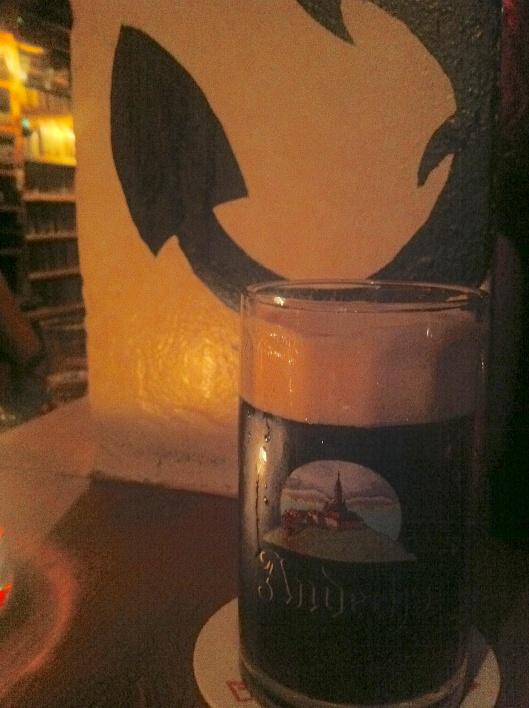 Beer at Tresor
