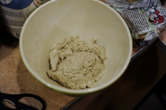 Wet Sourdough Starter