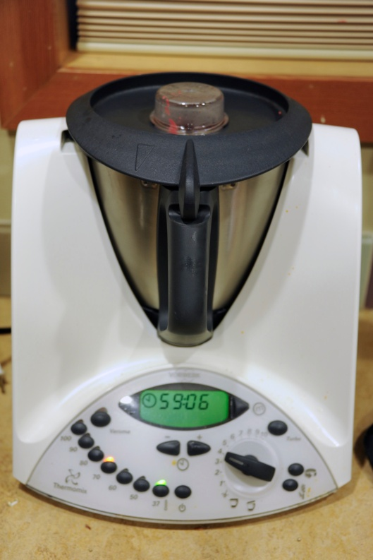The Thermomix In Action