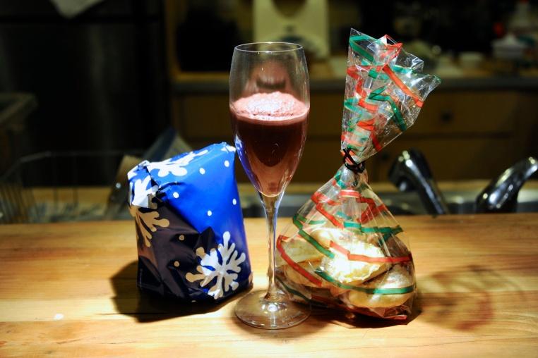 Holiday Pudding