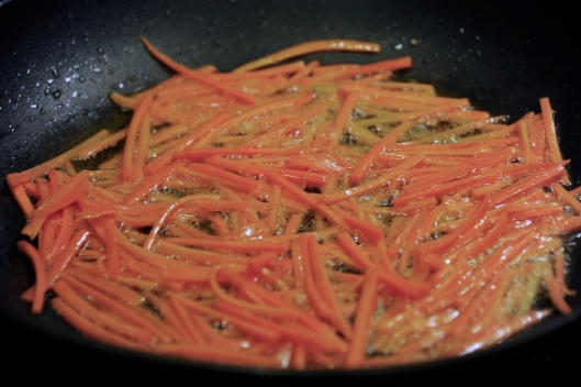 Cookin' Carrots