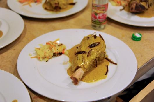 Muslim Lamb Curry