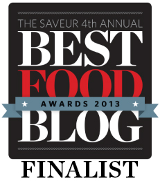 Best Food Blog at Saveur!