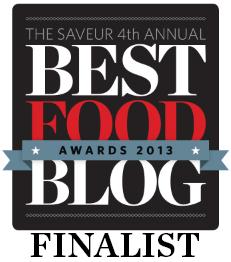 Best Food Blog at Saveur!