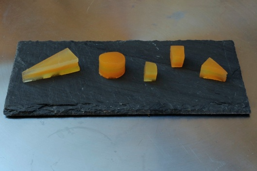 Compressed Melon Terrine