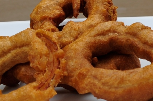 Coffee Onion Rings