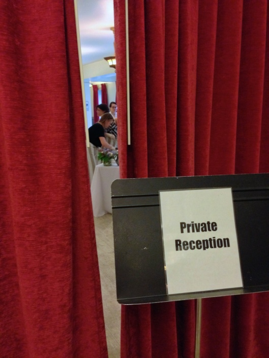 Private Reception