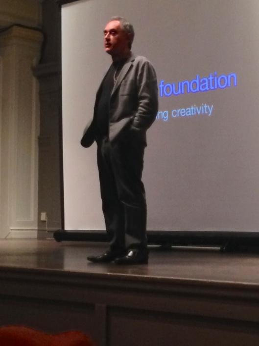 Ferran Lectures